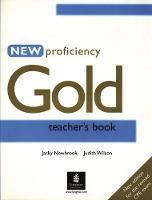 New Proficiency Gold Teacher's Book - Gold (Paperback)