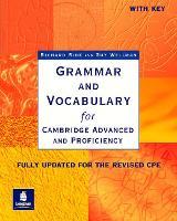 Grammar & Vocabulary CAE & CPE Workbook With Key New Edition