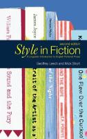 Style in Fiction: A Linguistic Introduction to English Fictional Prose (Paperback)