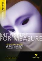 Measure for Measure: York Notes Advanced - York Notes Advanced (Paperback)