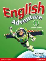 English Adventure Level 1 Teacher's Book - English Adventure (Spiral bound)