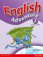 English Adventure Level 2 Activity Book - English Adventure (Paperback)