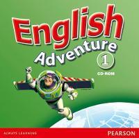 English Adventure Level 1 Video - English Adventure (CD-ROM)