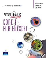 A Level Maths Essentials Core 1 for Edexcel Book, A Book and CD-ROM - Edexcel GCE Maths