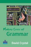 Making Sense of Grammar (Paperback)