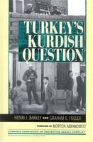 Turkey's Kurdish Question (Book)