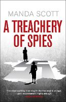 A Treachery of Spies: The Sunday Times Thriller of the Month (Hardback)