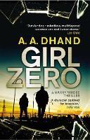 Girl Zero - D.I. Harry Virdee (Hardback)