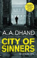 City of Sinners - D.I. Harry Virdee (Hardback)