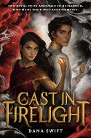 Cast in Firelight - Wickery 1 (Hardback)