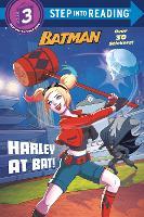 Harley at Bat! (Paperback)