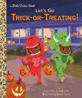 Let's Go Trick-or-Treating! - Little Golden Book (Hardback)