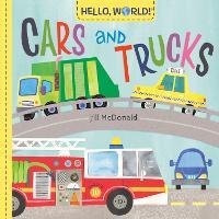 Hello, World! Cars and Trucks (Board book)