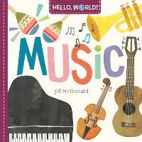 Hello, World! Music (Board book)