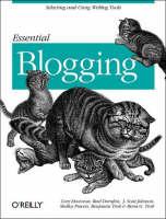 Essential Blogging (Paperback)