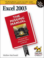 Excel 2003 the Missing Manual (Paperback)