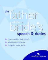 Confetti: The Father of the Bride's Speech & Duties - Confetti (Paperback)