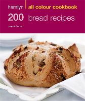 Hamlyn All Colour Cookery: 200 Bread Recipes: Hamlyn All Colour Cookbook - Hamlyn All Colour Cookery (Paperback)