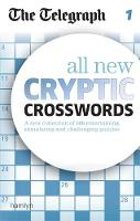 The Telegraph: All New Cryptic Crosswords 1 (Paperback)