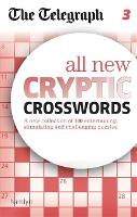 The Telegraph: All New Cryptic Crosswords 3 - The Telegraph Puzzle Books (Paperback)