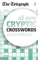 The Telegraph: All New Cryptic Crosswords 2 - The Telegraph Puzzle Books (Paperback)