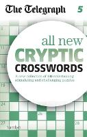 The Telegraph All New Cryptic Crosswords 5 - The Telegraph Puzzle Books (Paperback)