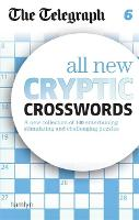 The Telegraph All New Cryptic Crosswords 6 - The Telegraph Puzzle Books (Paperback)