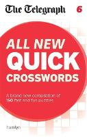 The Telegraph All New Quick Crosswords 6 - The Telegraph Puzzle Books (Paperback)