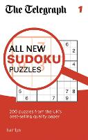 The Telegraph All New Sudoku Puzzles 1 - The Telegraph Puzzle Books (Paperback)