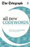 The Telegraph: All New Codewords 5 - The Telegraph Puzzle Books (Paperback)