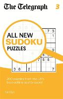 The Telegraph All New Sudoku Puzzles 3 - The Telegraph Puzzle Books (Paperback)