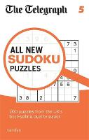 The Telegraph All New Sudoku Puzzles 5 - The Telegraph Puzzle Books (Paperback)