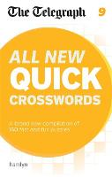 The Telegraph: All New Quick Crosswords 9 - The Telegraph Puzzle Books (Paperback)