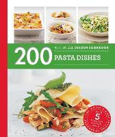 Hamlyn All Colour Cookery: 200 Pasta Dishes: Hamlyn All Colour Cookbook - Hamlyn All Colour Cookery (Paperback)