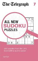 The Telegraph All New Sudoku Puzzles 7 - The Telegraph Puzzle Books (Paperback)