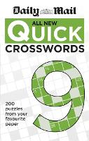 Daily Mail All New Quick Crosswords 9 - The Daily Mail Puzzle Books (Paperback)