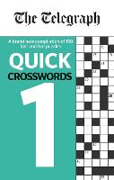 The Telegraph Quick Crosswords 1 - The Telegraph Puzzle Books (Paperback)
