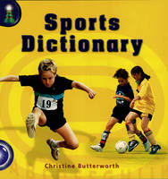 Lighthouse Yr1/P2 Blue: Sports Dictionary (6 pack) - LIGHTHOUSE (Paperback)