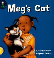 Lighthouse Yr1/P2 Yellow: Megs Cat (6 pack) - LIGHTHOUSE (Paperback)