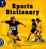 Lighthouse Year 1 Blue: Sports Dictionary - LIGHTHOUSE (Paperback)
