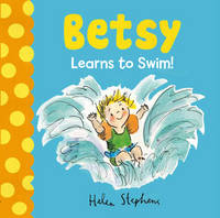 Betsy Learns to Swim (Board book)