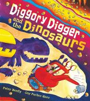 DEAN Diggory Digger and the Dinosaurs (Paperback)