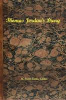 Thomas Jordan's Diary (Paperback)
