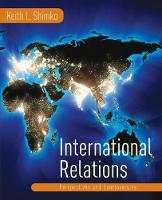 International Relations: International Relations Student Text