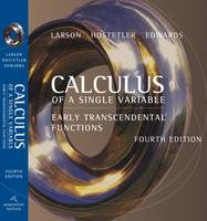 Calculus of a Single Variable: Early Transcendental Functions (Hardback)