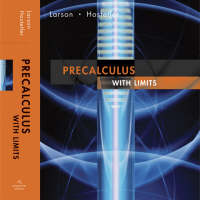 Precalculus with Limits: Student Text (Hardback)