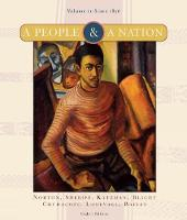 A A People and a Nation: A People and a Nation Student Text v. 2