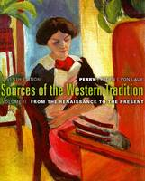 Sources of the Western Tradition: v. 2