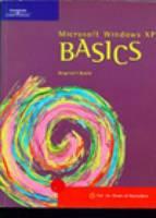"""Microsoft"" Windows XP BASICS (Paperback)"