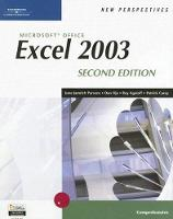 New Perspectives on Microsoft Office Excel 2003, Comprehensive, Second Edition (Paperback)